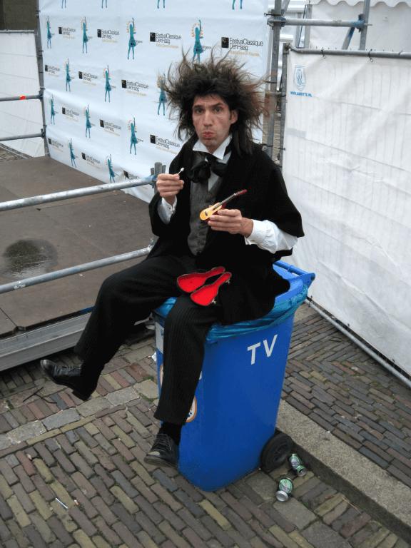 Den Hagg, Netherlands, 2010