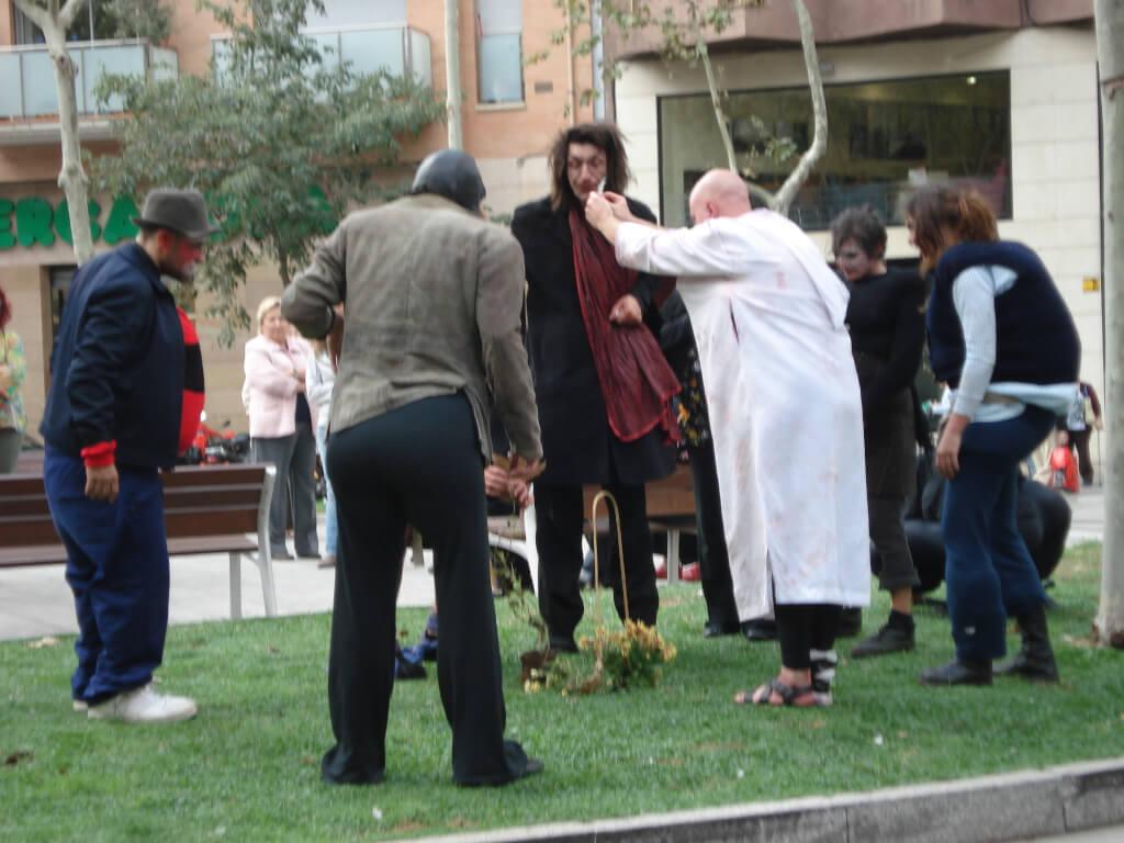 Escena Poblenou | Barcelona (Spain) 2007 © s. n.