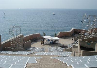 Théâtre de la Mer | Sète (France) 2008 © s. n.