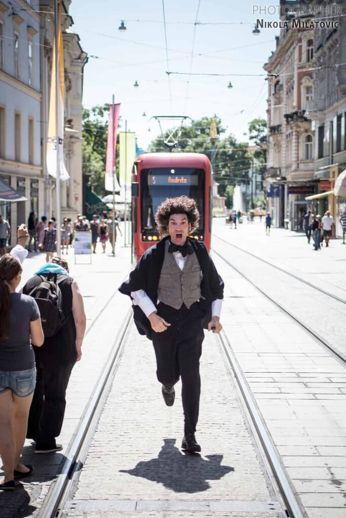 La Strada | Graz (Austria) 2016 © Nikola Milatovic