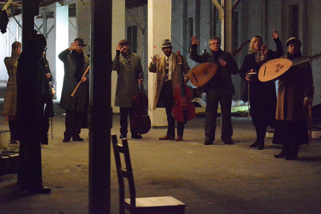 Musica Fugit Köln [GE] 2016 © Zamus